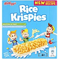 Kellogg's Rice Krispies Cereal & Milk Bars, 120 grams