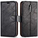 Case Collection Hochwertige Leder hülle für Nokia 3.2 Hülle (6,26
