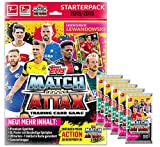 Topps Match Attax 2018/19 - 1 Starter + 5 Booster - Deutsch