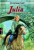 Julia am Ziel ihrer Träume