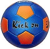 Best Sport KICKON Fußball bunt Blau