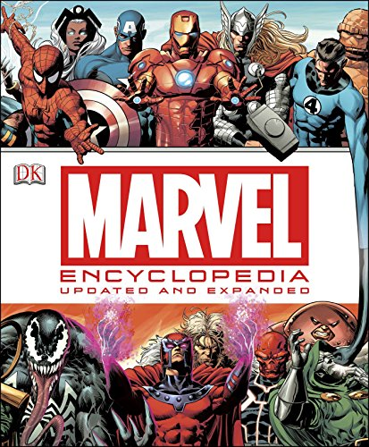 Marvel Encyclopedia ()