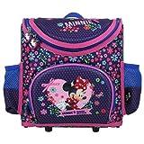 Minnie Mouse - Schulranzen Set 5teilig - Schulranzen - Schulranzen Ranzen Schultasche - Schulrucksack - 5 teilig