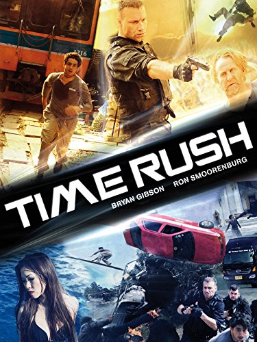 Time Rush Cover