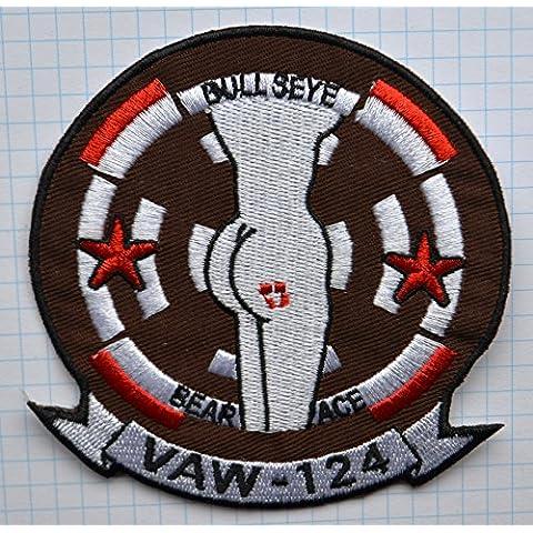 vaw-124parche Diana oso Ace gamuza de bordado hierro en parches