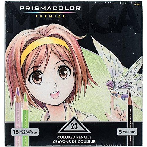 Prismacolor Premier Premier crayon de couleur–Manga de couleurs