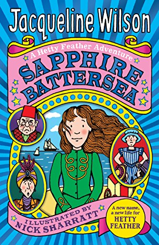 Book's Cover of Sapphire Battersea