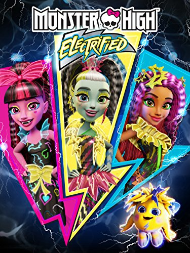 Image of Monster High: Electrified