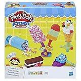Hasbro Play-Doh E0042EU4 Kleiner Eissalon, Knete