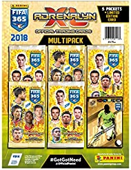 FIFA 365Adrenalyn XL 2018Trading Card Collection
