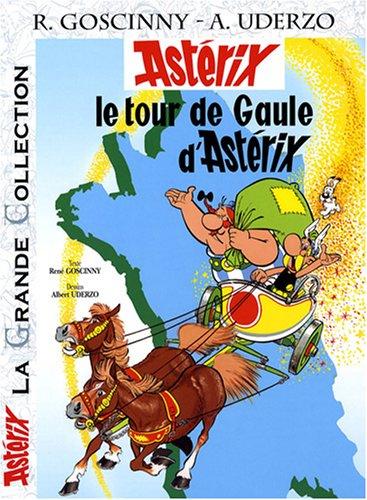 Le Tour De Gaule D'asterix (Asterix La Grande Collection) por Rene Goscinny