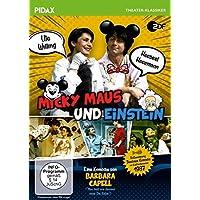 Micky Maus und Einstein / Turbulente Komödie mit toller Besetzung