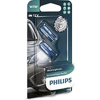 Philips X-tremeVision Pro150 W5W lampe de signalisation, blister de 2