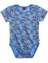 Snoopy Babies Baby body 2016 Collection - blue