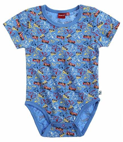Snoopy Babies Body bebé - Azul - 24M
