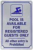 Pool ist Erhältlich für Registriert Gäste