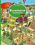 Bauernhof Wimmelbuch: Kinderbücher ab 3 Jahre