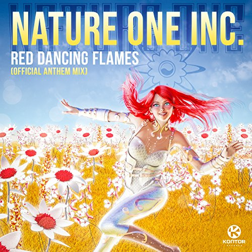 Red Dancing Flames (Official A...