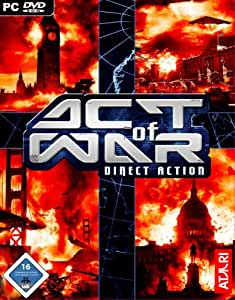 Act of War: Direct Action [Software Pyramide]