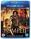 Pompeii [Blu-ray 3D + Blu-ray] [2014] [UK Import]
