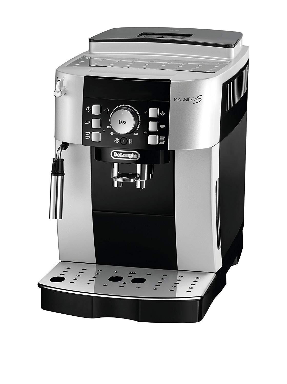 DeLonghi-ECAM-21116B-Kaffeevollautomat-Magnifica-S-Dampfdse