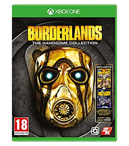 Borderlands : The Handsome Collection - [AT Pegi] - [Xbox One] [import allemand]
