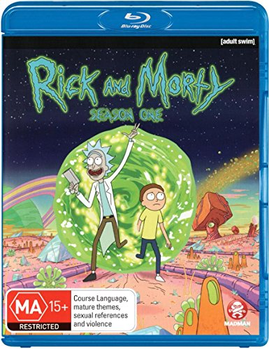 Rick and Morty - Season 1 - Buy Online in Oman  | Blu-ray