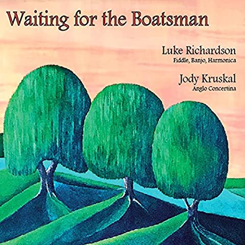 Jody Kruskal - Waiting for the Boatsman [Import