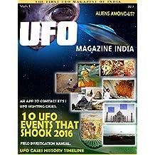 UFO Magazine India: First UFO Magazine of India (1st)