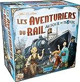 Days of Wonder Ticket to Ride - Rails and Sails Niños Estrategia - Juego de Tablero (Estrategia, Niños, 120 min, Niño/niña, 10 año(s), Alan R. Moon)