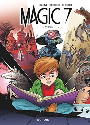 Magic 7 - Tome 4 - Vérités (French Edition)
