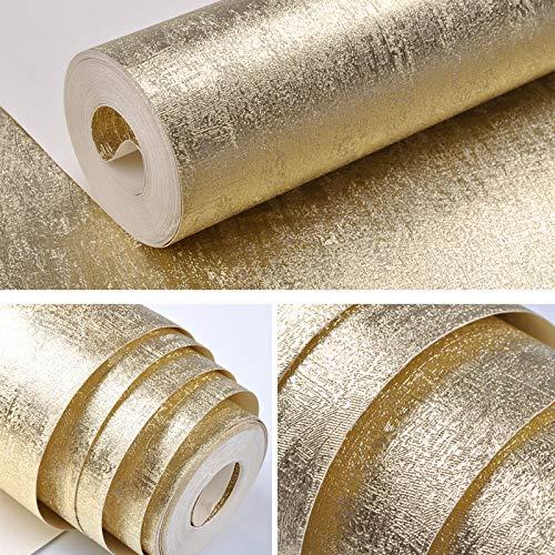 3D Tapete-Dreidimensionale Goldfolie Silber Gold Gold Tapete Zeichnung Pvc Tapete Schlafzimmer...