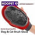 Cat Pet Dog fur Grooming Groom Glove Mitt Brush Comb Massage Bath Brand New big dog wash tool Bubble maker