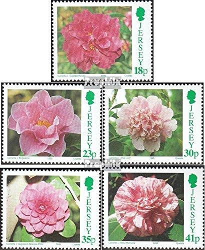 regno-unito-jersey-688-692-completaproblema-1995-camelie-francobolli-