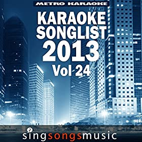 Another Love (In the Style of Tom Odell) [Karaoke Version] [Explicit]