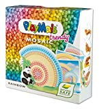 Play maíz 160499 Trendy Mosaic Rainbow Manualidades Set