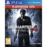 Uncharted 4 : A Thief's End - PlayStation Hits - (PS4)