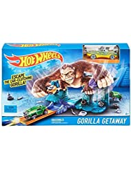 Mattel Hot Wheels - Gorilla Getaway