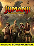 Jumanji: Willkommen Im Dschungel (Inklusive Bonusmaterial) [dt./OV]