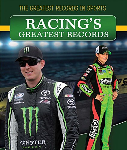 Racing's Greatest Records (The Greatest Records in Sports) por Heather Moore Niver