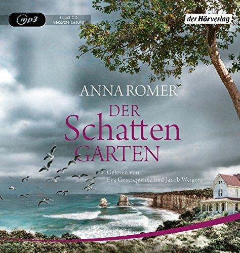 Buchseite und Rezensionen zu 'Der Schattengarten' von Anna Romer