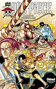 One Piece Edition originale LA MORT DE PORTGAS D. ACE