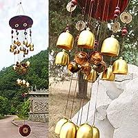 Sunfire Mascot-Campana a vento, per decorazioni da