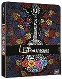 Coco Steelbook Edition Spéciale Fnac Blu-ray 3D + 2D + Bonus + Livret