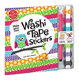 Washi Tape Stickers Book Kit-