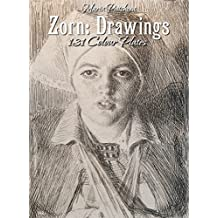 Zorn: Drawings 131 Colour Plates (English Edition)