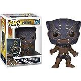 Funko Pop! Marvel Bobble Head Vinyl Black Panther Figure