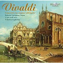 Vivaldi: Concerti con Organo Obligato