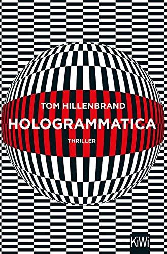 Buchcover Hologrammatica: Thriller