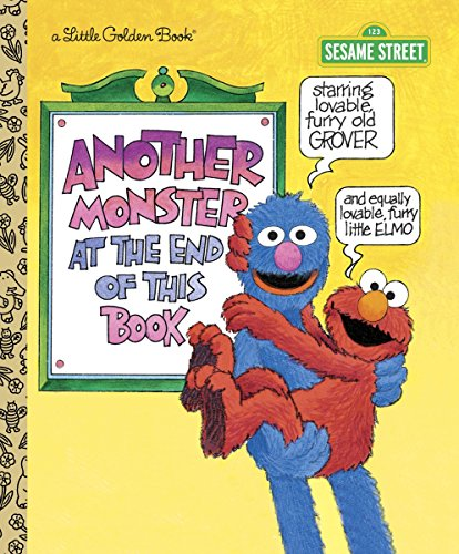 Another Monster at the End of This Book (Big Bird's Favorites Board Books) por Jon Stone